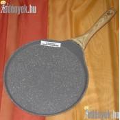 Indukciós palacsintasütő gránit bevonatos 28 cm 499929 AMB