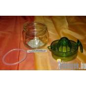 Citromcsavaró, citromfacsaró üvegtartályos 129 BQT-Z