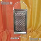 Lapos sajtreszelő, citromreszelő 29×11 cm KP-029/011-PL