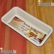Kalács és kenyérsütő forma kerámiabevonattal 003016 DAJ