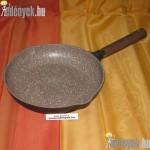Indukciós serpenyő gránitbevonattal 24 cm AMB 341884
