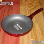 Gránit bevonatos indukciós serpenyő 24 cm 1546 AMB