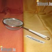 Teaszűrő műanyagbetétes nyéllel 178P BLX