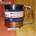 Porcukorszóró rozsdamentes 1 literes 7742-BH