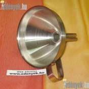 Rozsdamentes tölcsér 10 cm-es 498/390-BLX