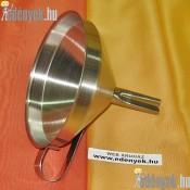 Rozsdamentes tölcsér 12 cm-es 498/406-BLX