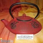 Öntöttvas teafőző 0,80 literes 15622 P PH
