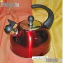 Rozsdamentes teafőző 2,50 literes 371/003/P-DOM