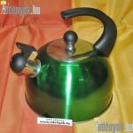 Rozsdamentes teafőző 2,50 literes 371/027/Z-DOM