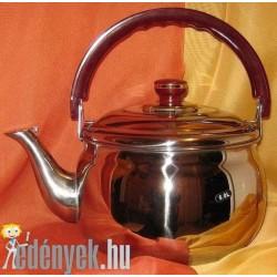 Rozsdamentes teafőző
