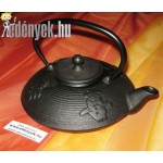 Öntöttvas teafőző 0,80 literes KP – 156/22 – F – PH