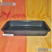 Zománcozott gáztepsi 31x23 cm KP-31/23-CSI