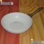 Indukciós wok gránit bevonattal 26 cm 341464 AMB