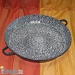 Zománcozott szeletsütő 40 cm KP – 40/5 – TFA