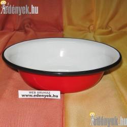 Zománcozott tányér