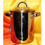Spárgafőző edény 4 literes KP – 65/50 – S