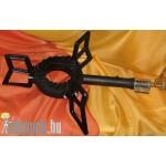 Öntöttvas gázzsámoly, bográcsmelegítő KP – 003 – GS/JAN